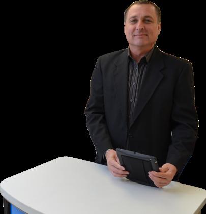 Frontline Kiosk Sales Representative